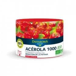 Acérola 1000 Bio - 60 Comprimés - DIETAROMA