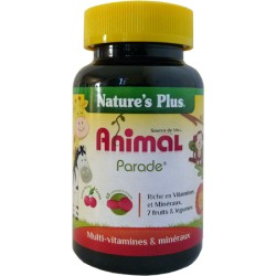 Animal Parade Enfant - 60 Comprimés - Nature's Plus