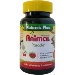Animal Parade Enfant - 60 Comprimés - Nature's Plus
