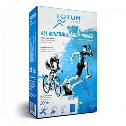 Totum Sport Boisson Hypertonique - 10 sachets de 20ml - Laboratoire Quinton