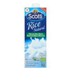 Boisson végétale de Riz Bio - 1L - Riso Scotti