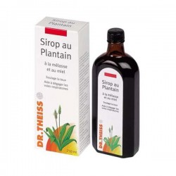 Sirop au Plantain - 250ml - Dr.Theiss
