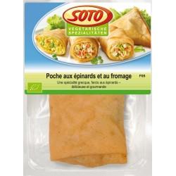 Poche aux Epinards et au Fromage - 150g - Soto