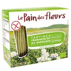 Tartines Craquantes Bio Sarrasin 150g-Le Pain des Fleurs