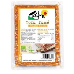 Tofu Fumé Amande/Sésame - 200g - Taifun