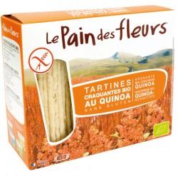 Tartines Craquantes Bio Quinoa 150g-Le Pain des Fleurs