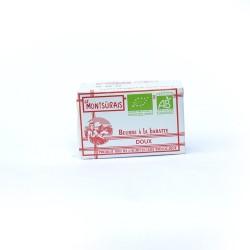 Beurre de Baratte Doux - 125g - Le Montsûrais