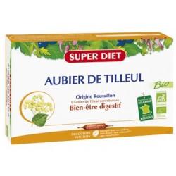 Aubier de Tilleul - 20 Ampoules de 15ml - SuperDiet