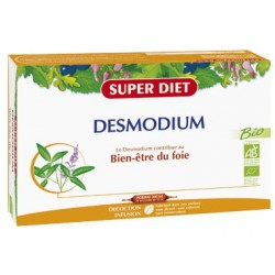Desmodium - 20 Ampoules de 15ml - SuperDiet