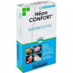 Hépa CONFORT - 30 Comprimés - Nutrigée