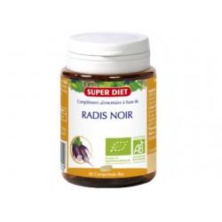 Radis Noir - 80 Gélules - SuperDiet