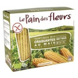 Tartines Craquantes Bio Mais 150g-Le Pain des Fleurs