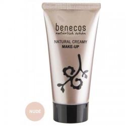 Fond de teint Crème Nude (Naturel) - 3Oml - Benecos