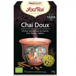 Chai Doux - 17 infusettes - Yogi Tea