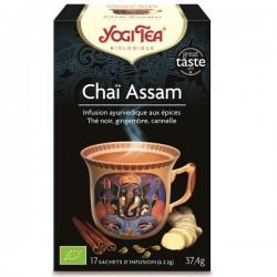 Chai Assam - 17 infusettes - Yogi Tea