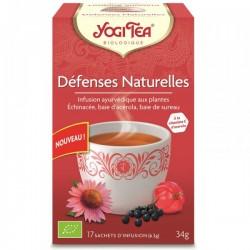 Défenses Naturelles - 17 infusettes - Yogi Tea