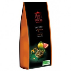 Thé Vert aux Agrumes - Thés de la Pagode - 110g