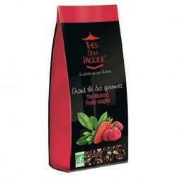 Thé Wulong Fruits Rouges - Thés de la Pagode - 110g