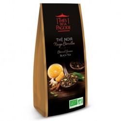 Thé Noir Neiges Eternelles - Thés de la Pagode - 100g