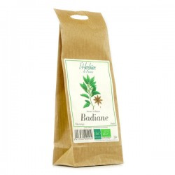 Badiane Bio 50g - L'herbier de provence