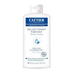 Gel Nettoyant Purifiant -200ml - CATTIER