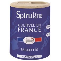 Spiruline Française - Paillettes - 100g - DIETAROMA