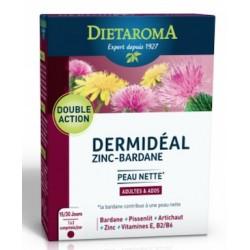 Dermidéal Peau Net - 30 Comprimés -  DIETAROMA