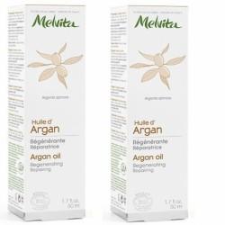 Huile Végétale d'Argan Bio 50ml - Melvita