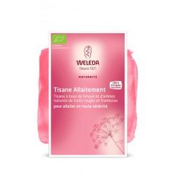 Tisane Allaitement Fenouil Fruits rouges - 20 sachets - WELEDA