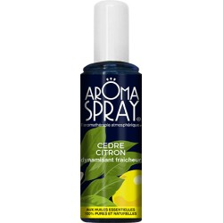 Aromaspray ® Cèdre Citron - 100ml - Laboratoire Saint Côme