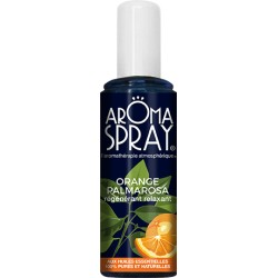 Aromaspray ® Orange Palmarosa - 100ml - Laboratoire Saint Côme