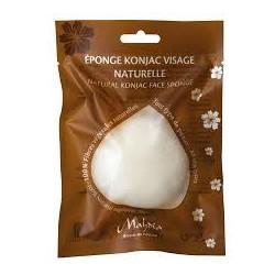Eponge Konjac Visage Naturelle - 30g - Beliflor®