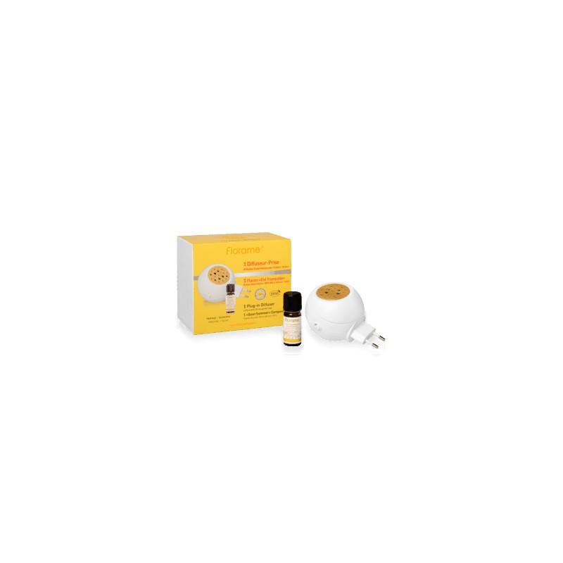 coffret diffuseur prise d 39 huiles essentielles florame