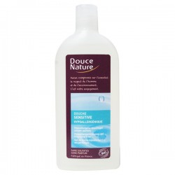 Douche Sensitive Hypoallergénique - 300ml - Douce Nature