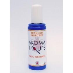 Aroma-Tiques Répulsif Insectes 100% Naturel - 100ml - Vecteur Energy