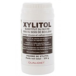 Xylitol - 250g - Qualidiet
