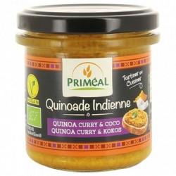 Quinoade Indienne - 140g - Priméal