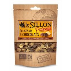 Mélange pour Muesli aux 3 chocolats - 250g - Le Sillon