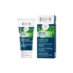 Baume après rasage Apaisant Men Sensitiv - 50mL - Lavera