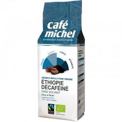 Arabica Moulu Ethiopie Décaféiné 250g - Café Michel