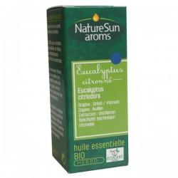 Eucalyptus Citronné, Huile Essentielle 10ml-NaturSun'Aroms