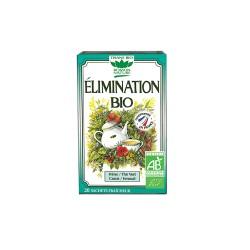 Tisane Elimination Bio - 20 Sachets - Romon nature