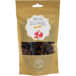 Raisin Sultanine Bio 250g-Philia