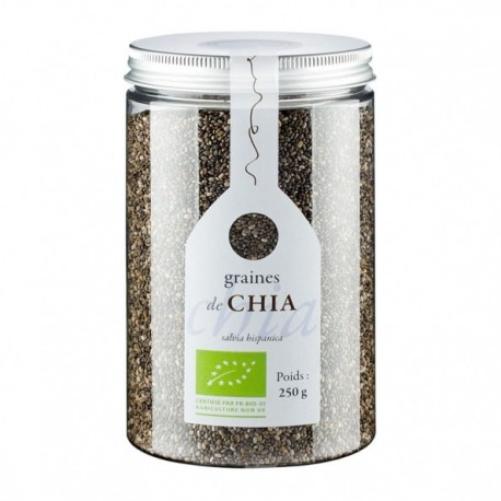 Graines de Chia Bio 250g-Philia