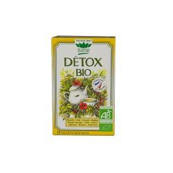 Tisane Détox Bio - 24 Sachets - Romon nature