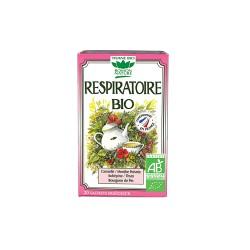 Tisane Respiratoire Bio - 24 Sachets - Romon nature