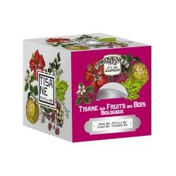 Tisane aux Fruits des Bois Bio - Provence d'Antan - Recharge 24 Sachets