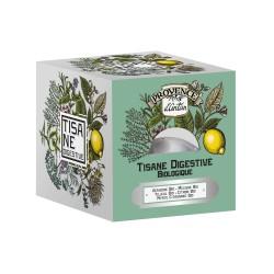 Tisane Digestive Bio - Provence d'Antan - Recharge 24 Sachets