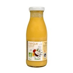 Smoothie Bio Mangue / Coco 25cl - Vitamont