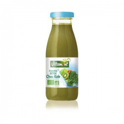 Smoothie Détox Bio Chou Kale 25cl - Vitamont